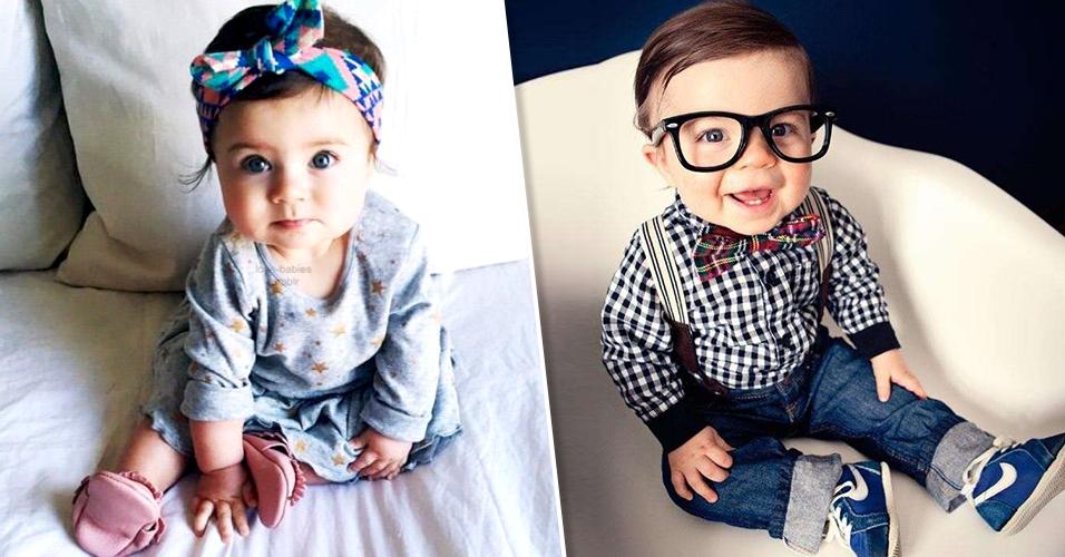 Как одеть ребенка стильно и красиво 28