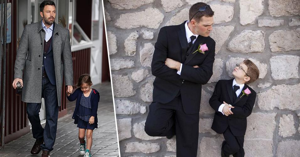 Модные отцы и дети