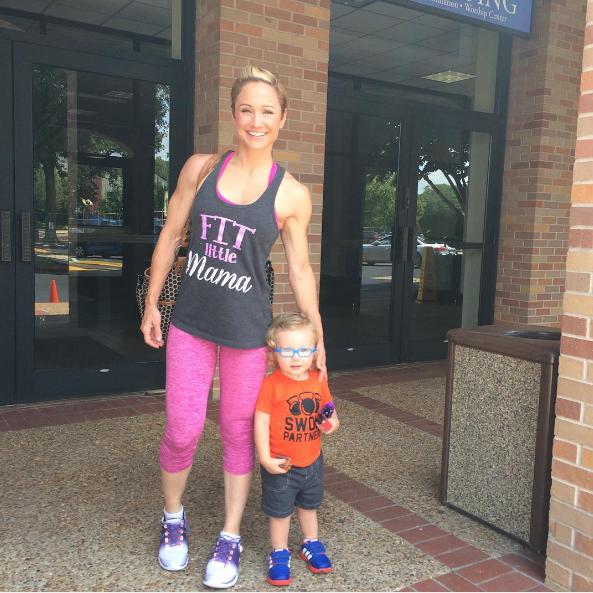 Fit moms: беременность и спорт - это круто!