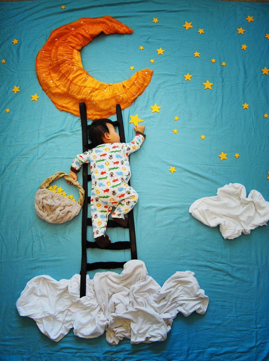 Креативные фото в домашних условиях