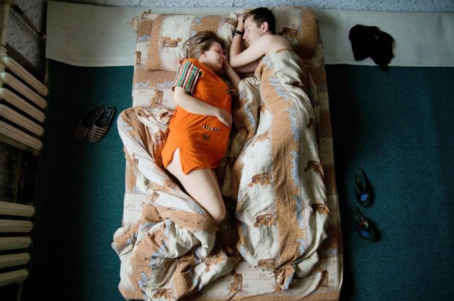 Беременный сон: 18 фото на которых пары в ожидании малыша