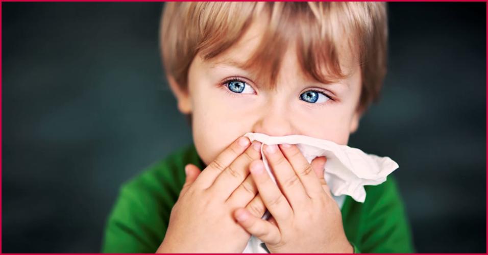У ребенка кашель чихание и кашель как лечить