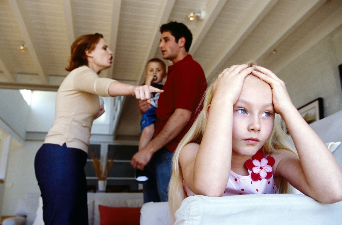 frictions between parents and children Parent-child communication tends to be better for those families in which both the association between parental relationship quality and child outcomes over.