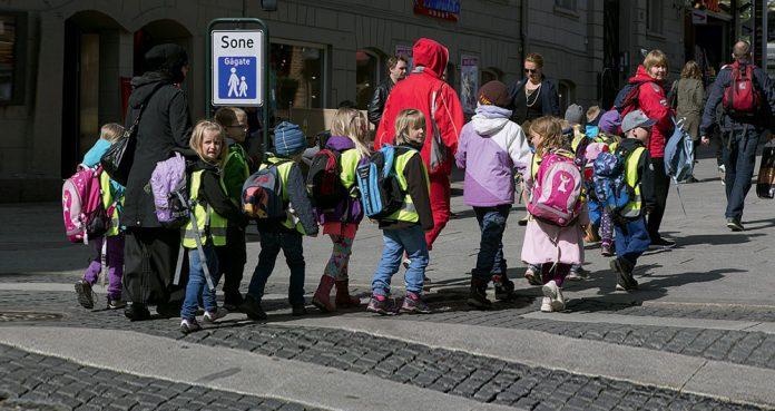 А как у них: особенности воспитания детей в Норвегии