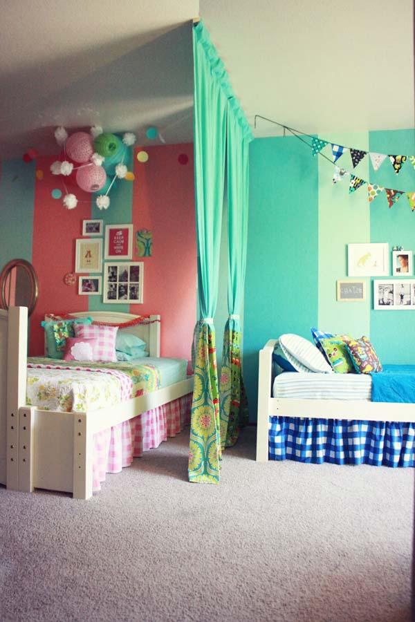 15 крутых идей детской комнаты для мальчика и девочки