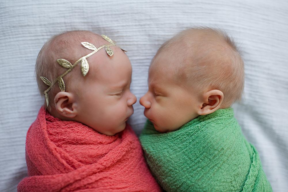 Фото напоследок: родители придумали, как навсегда сохранить память о своем сыне-близнеце