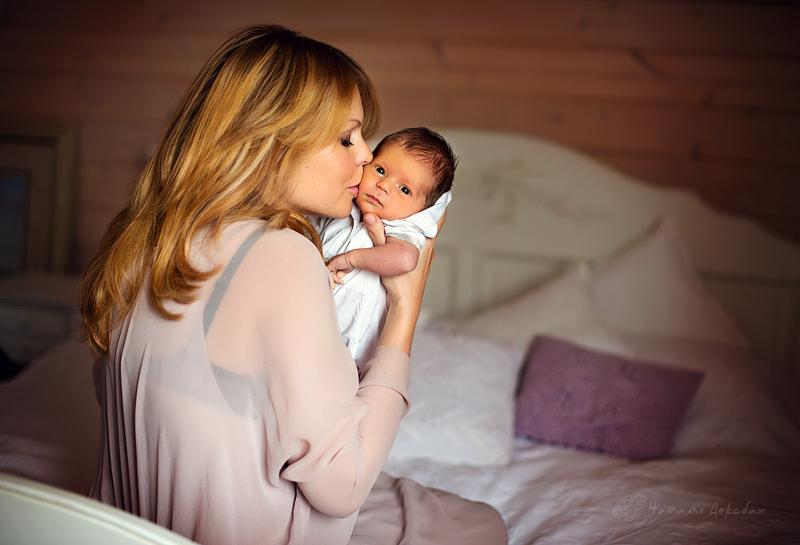 25 отличительных признаков мамы грудничка