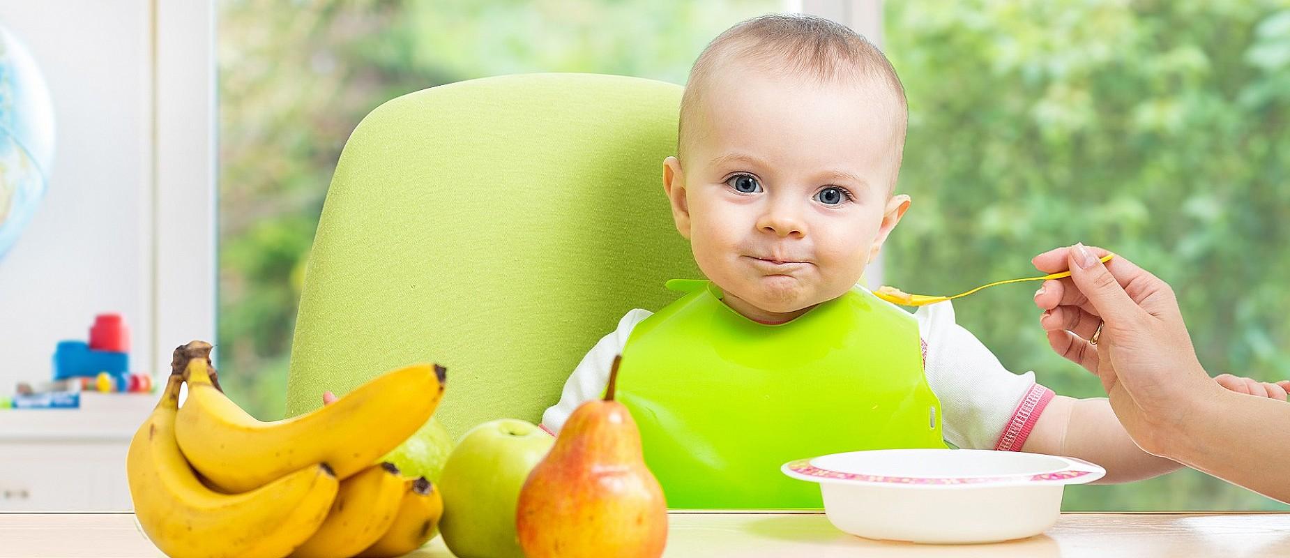 Ребенок до 1 года: 15 продуктов, которые могут навредить