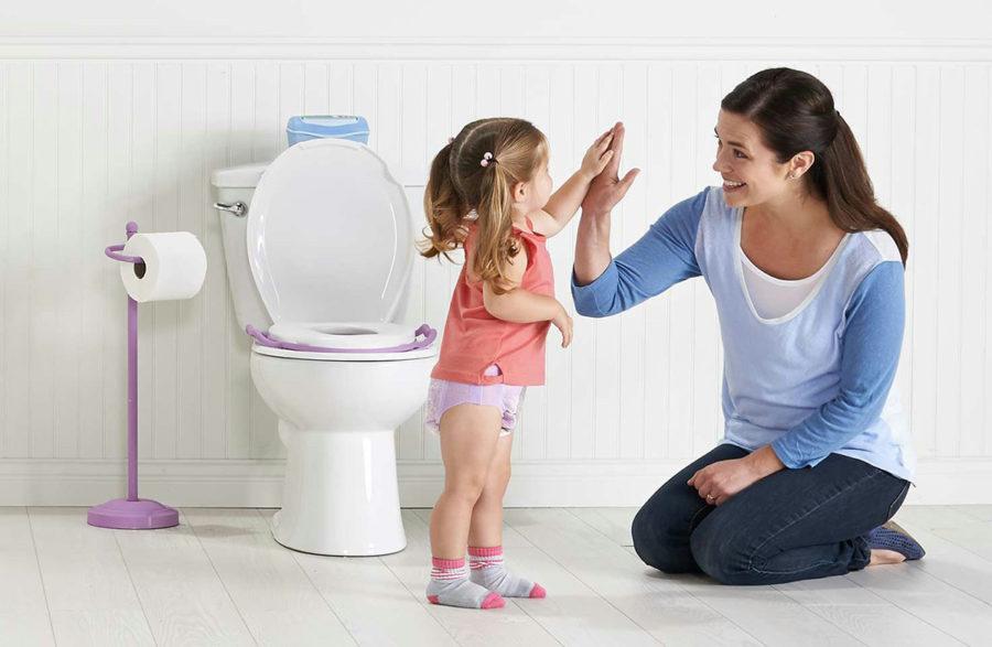 Как отучить ребенка от памперса?