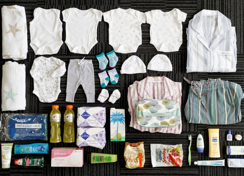 Что взять с собой в роддом: 40 самых необходимых вещей