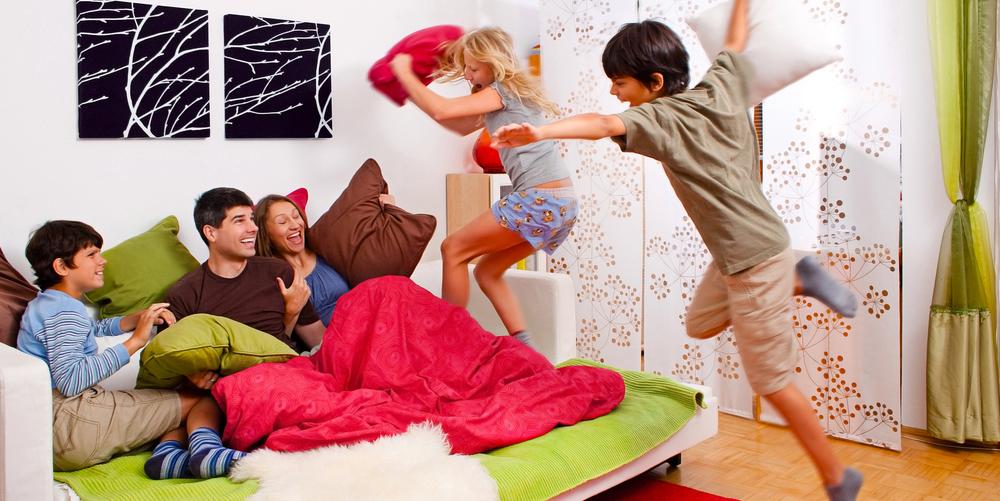 30 простых трюков, чтобы ваш ребенок засиял от счастья