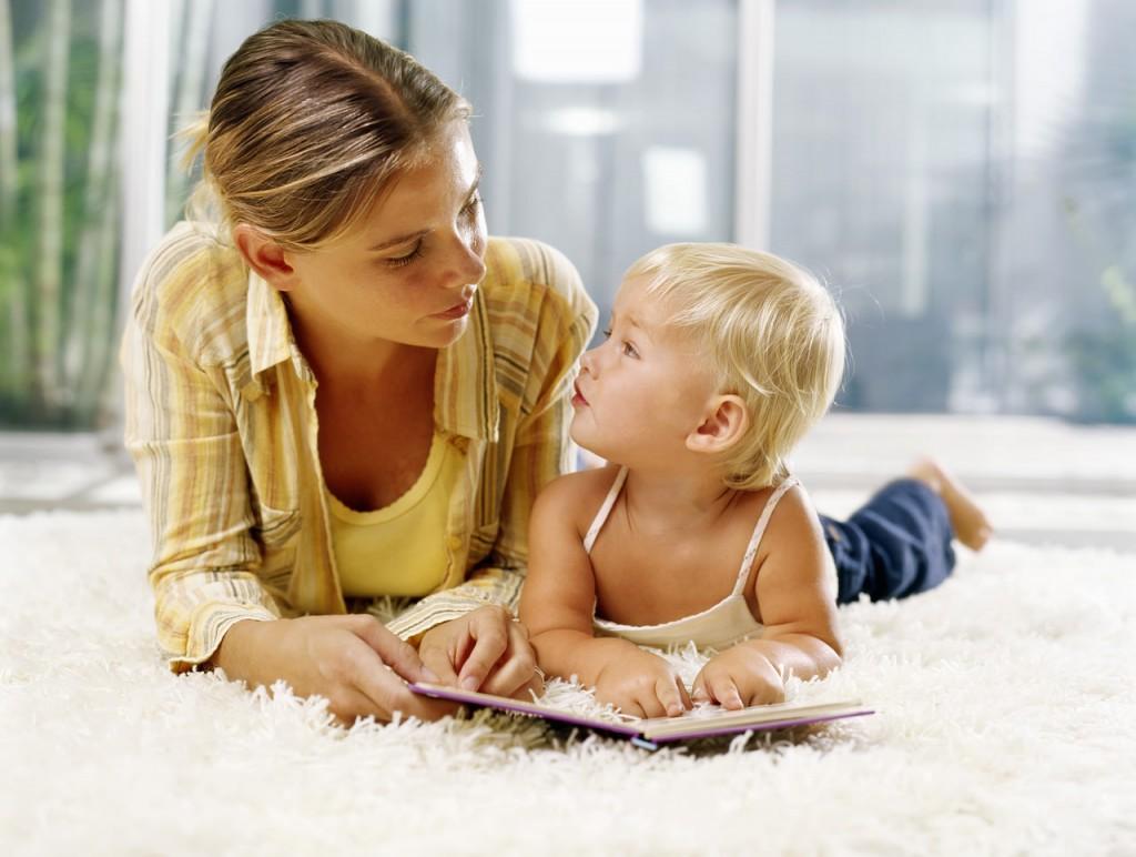 10 советов, чтобы ребенок быстрее заговорил