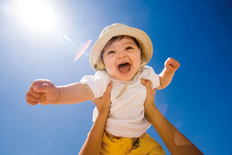 картинки радость детская