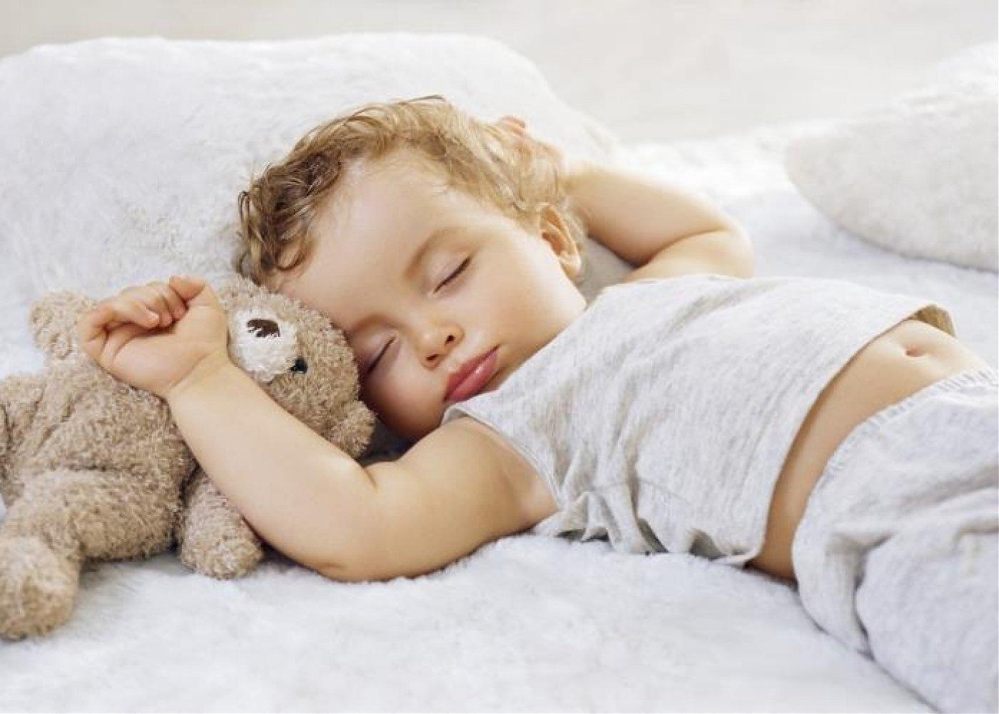 Секрет для Мамы: как быстро уложить малыша спать?