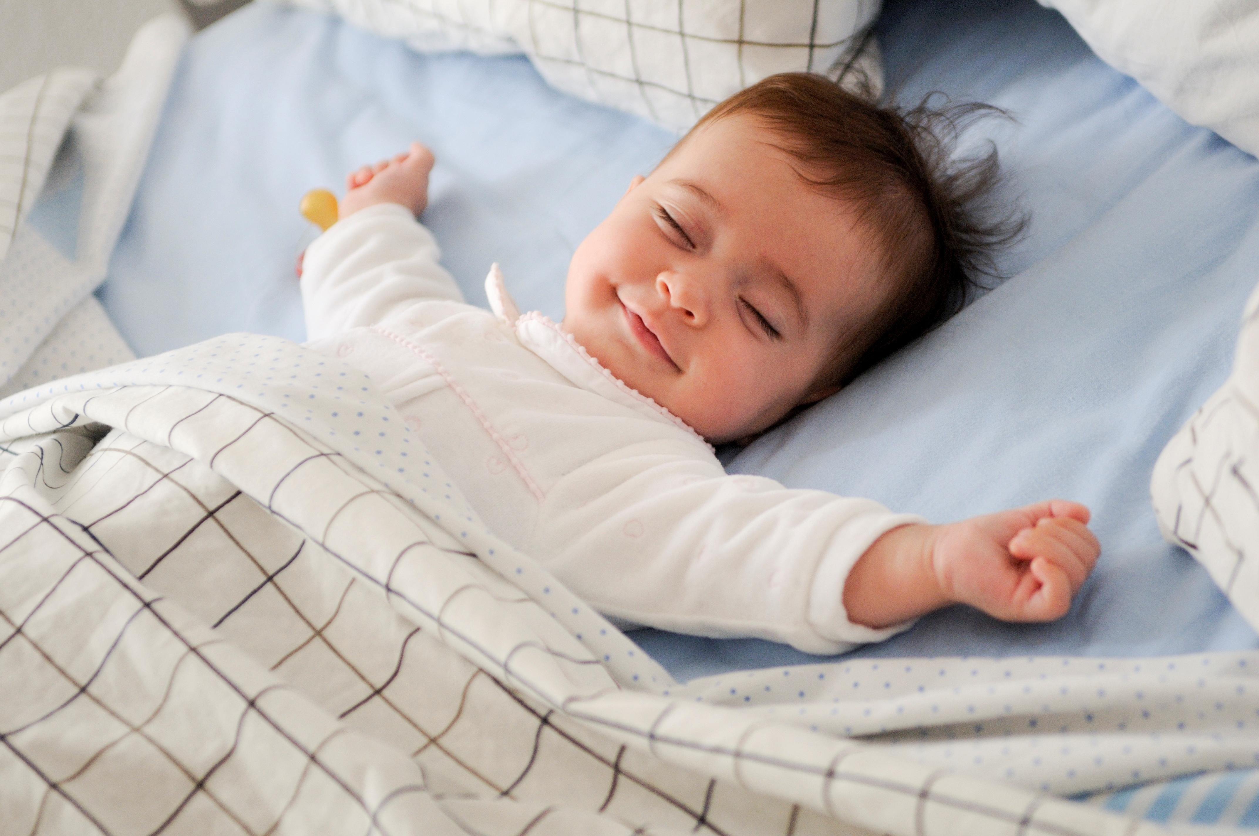 Как помочь уснуть ребенку?