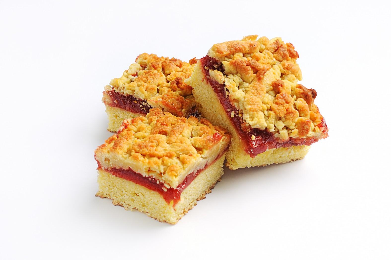 Печенье с вареньем и тертым тестом сверху рецепт пошагово
