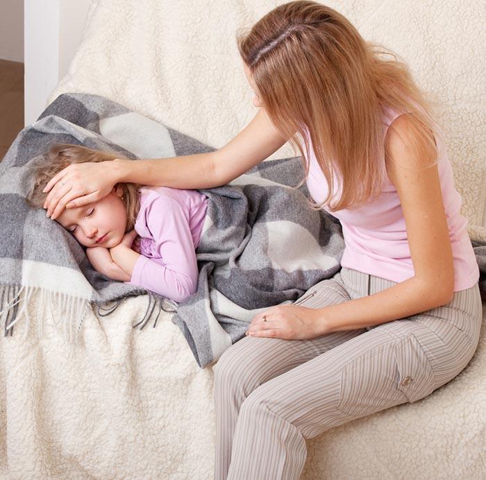 5 маминых страхов: что должна знать каждая мама, когда ребенок болен?