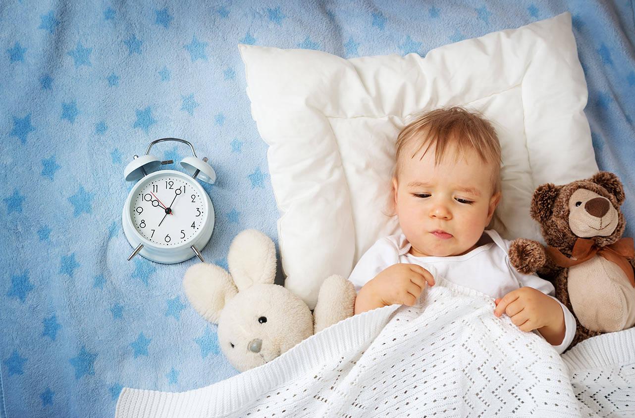 Почему ребенок плохо засыпает в 2 года