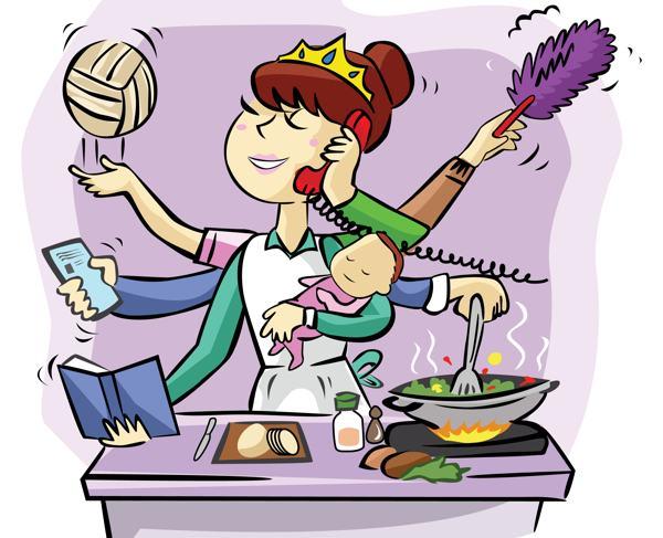 Как не выгореть в декрете: 9 советов для молодых мам