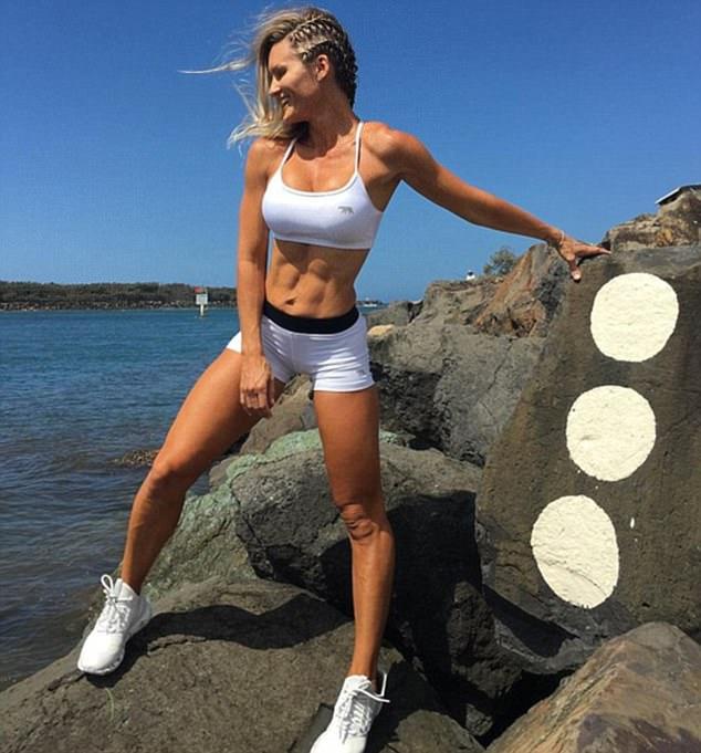 Секрет молодости: 39-летняя фитнес-мама делится своим опытом