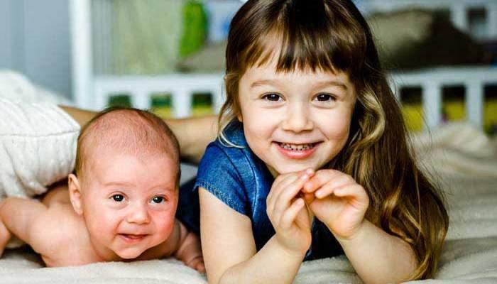 Когда рожать второго: идеальная разница в возрасте у детей