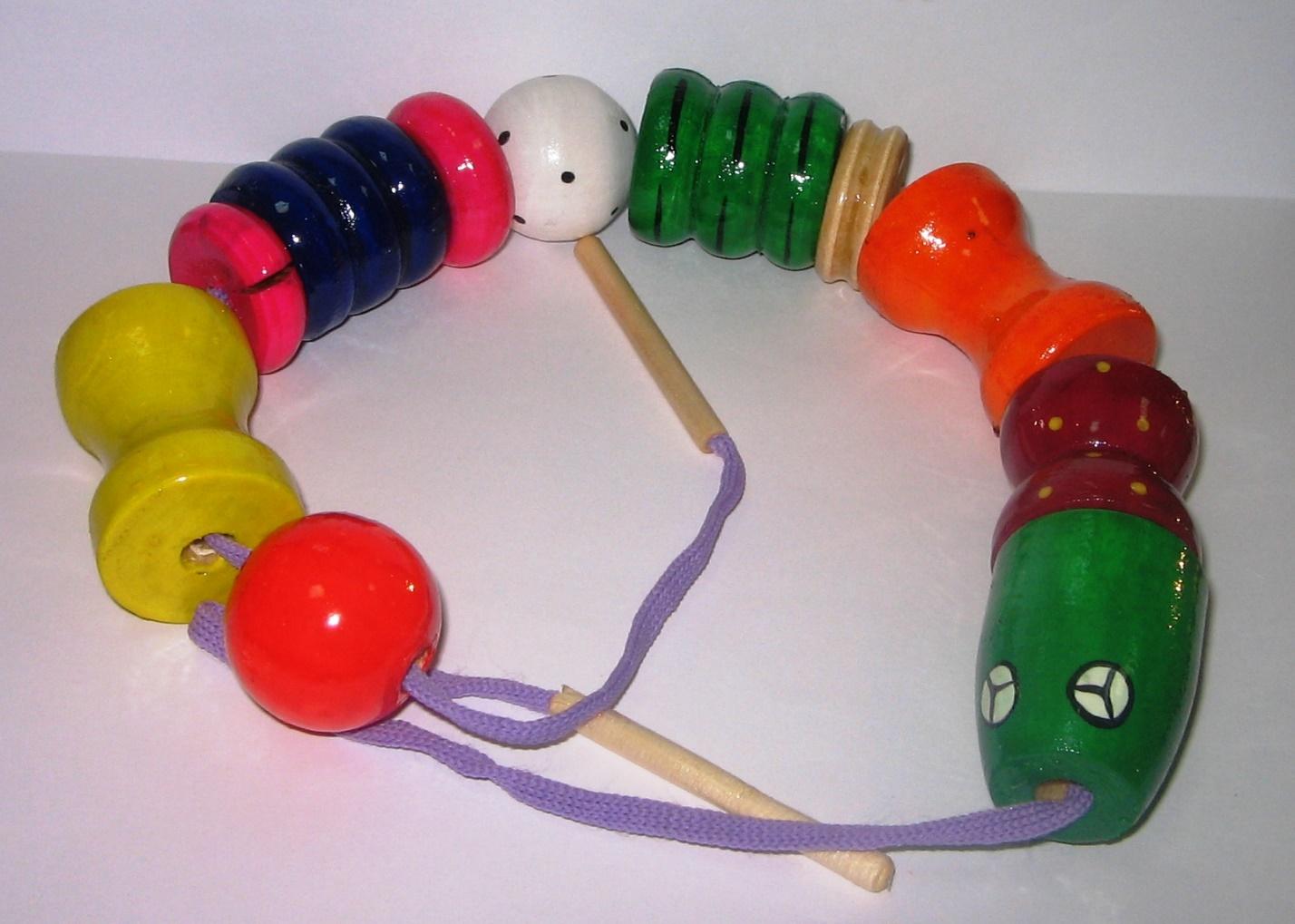 Игрушки для развития мелкой моторики рук ребенка 31