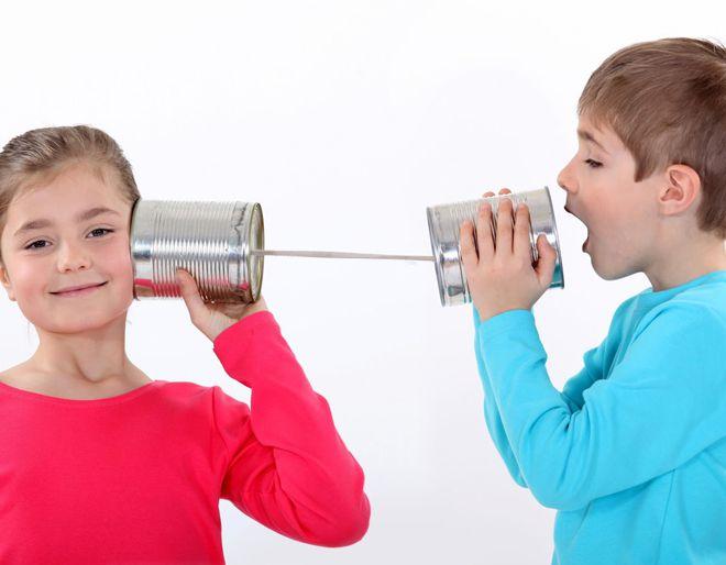 телефон из подручных средств