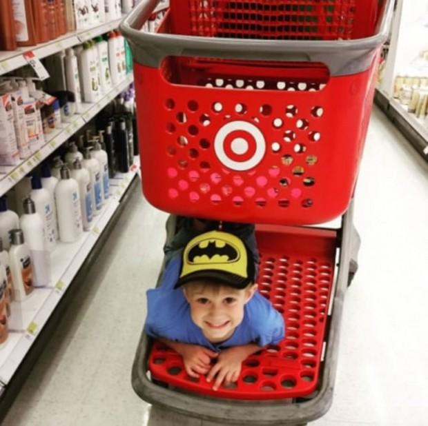 В магазин с ребенком: 25 причин, почему все может пойти не так
