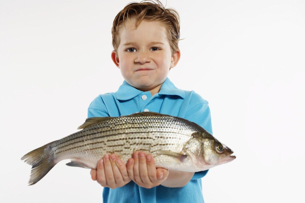 На крючке: чем полезны рыбные продукты для детей?