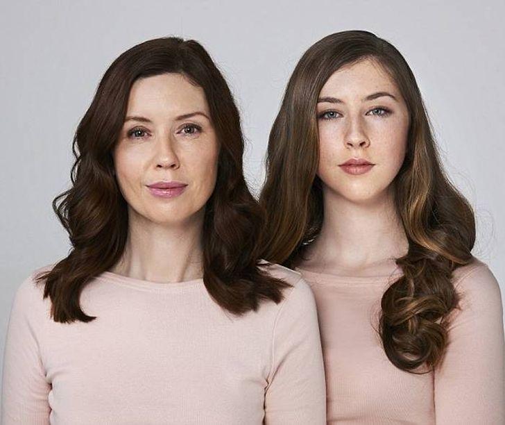 Как две капли: 5 примеров, что дочь становится копией своей матери