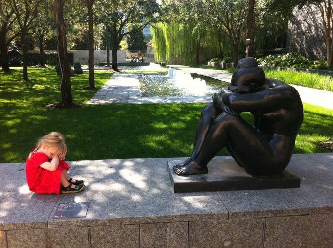 Так умеют только дети: 20 трогательных кадров из жизни детей