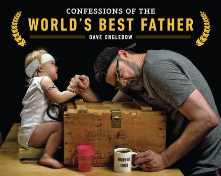 Лучший папа в мире:15 фото из креативной фотосессии папы и дочки