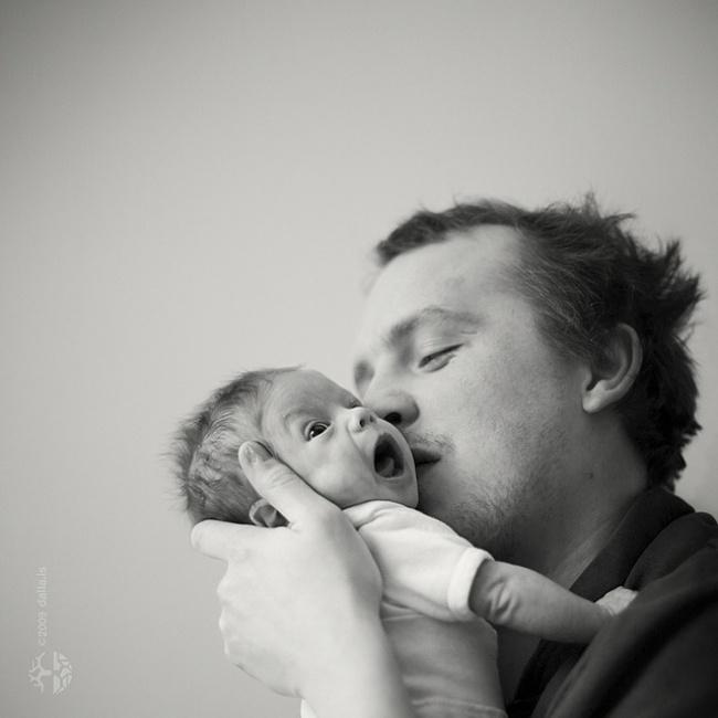 Гордый отец: 20 папочек, которые получили лучший подарок в жизни