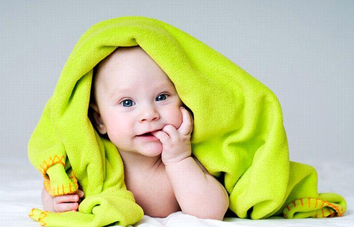 Мамочке на заметку: что делать после первого купания малыша