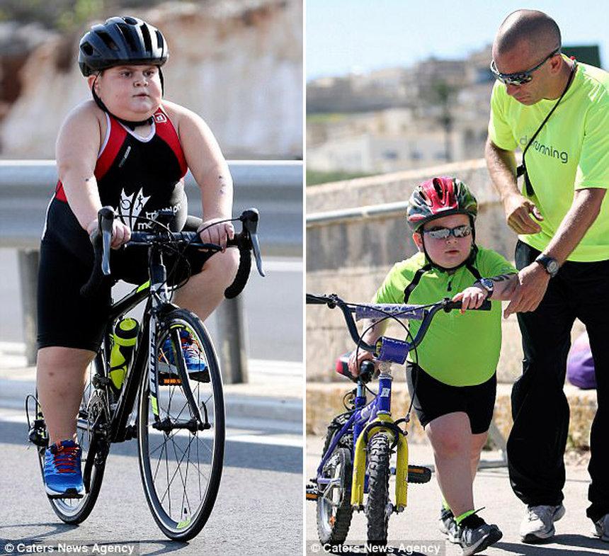 Спорт - Это Жизнь: он занимается триатлоном, чтобы дожить до 20 лет