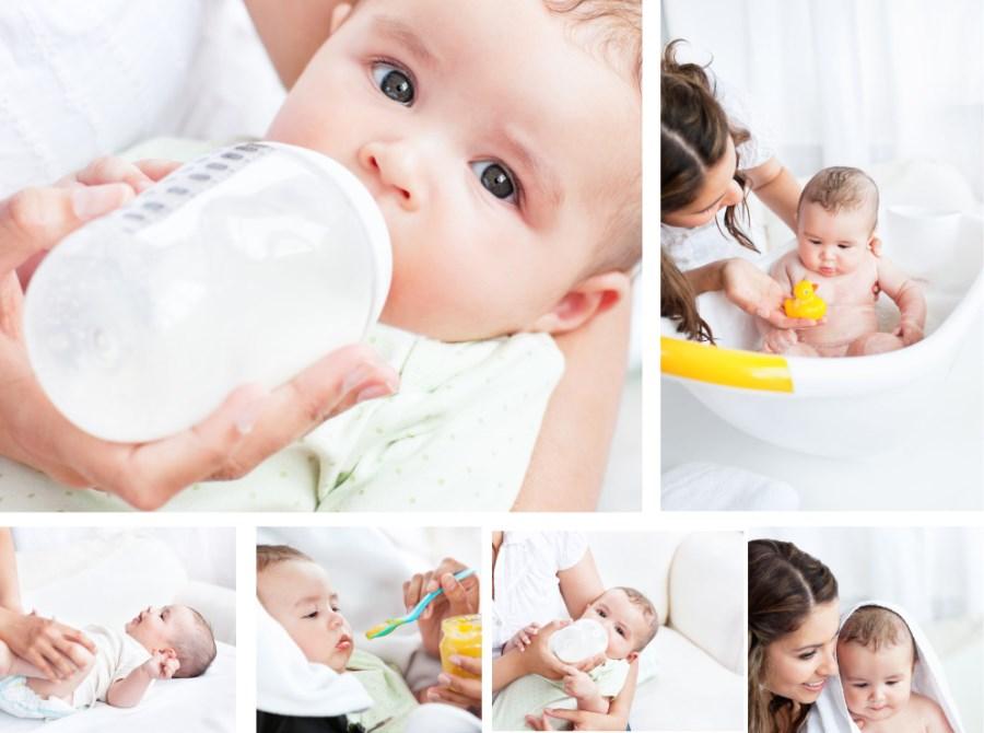 Дети от 6 мес. до 3 лет: ТОП-5 советов, как поддерживать режим дня