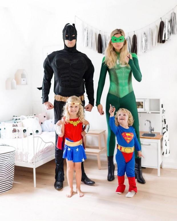 Вот как надо: 14 креативных идей, как делать семейное фото