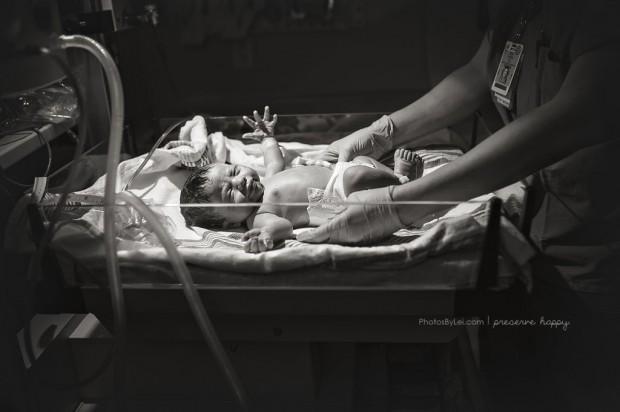 Когда рожает суррогатная мама: 12 фото-моментов из реальной истории