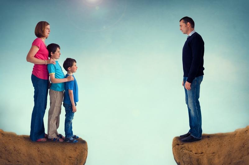 Неполная семья: 4 серьезных проблемы, с которыми сталкиваются дети