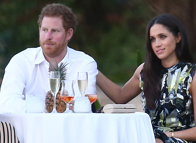 Скандал во дворце: невеста принца Гарри беременна