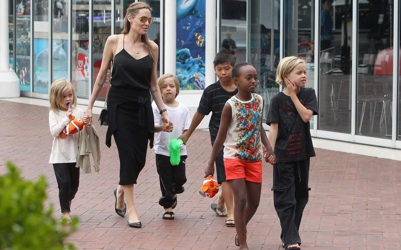 Анджелина Джоли о материнстве: 10 ярких и откровенных цитат