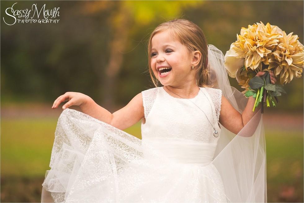 Выйти замуж в 5 лет: родители иполнили мечту своей больной дочки