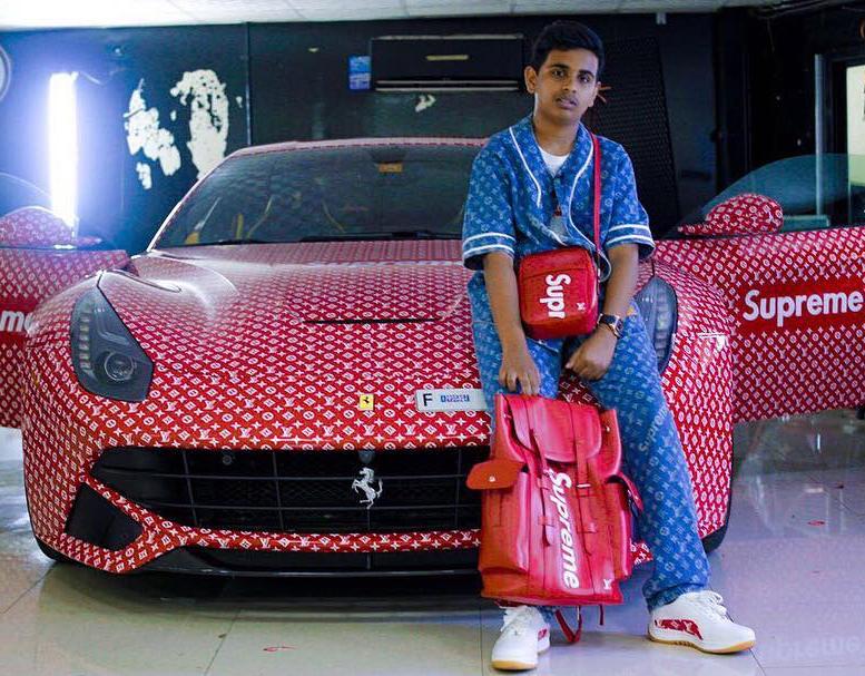 15-летний миллионер: как живет мальчик, из Дубая у которого все есть?