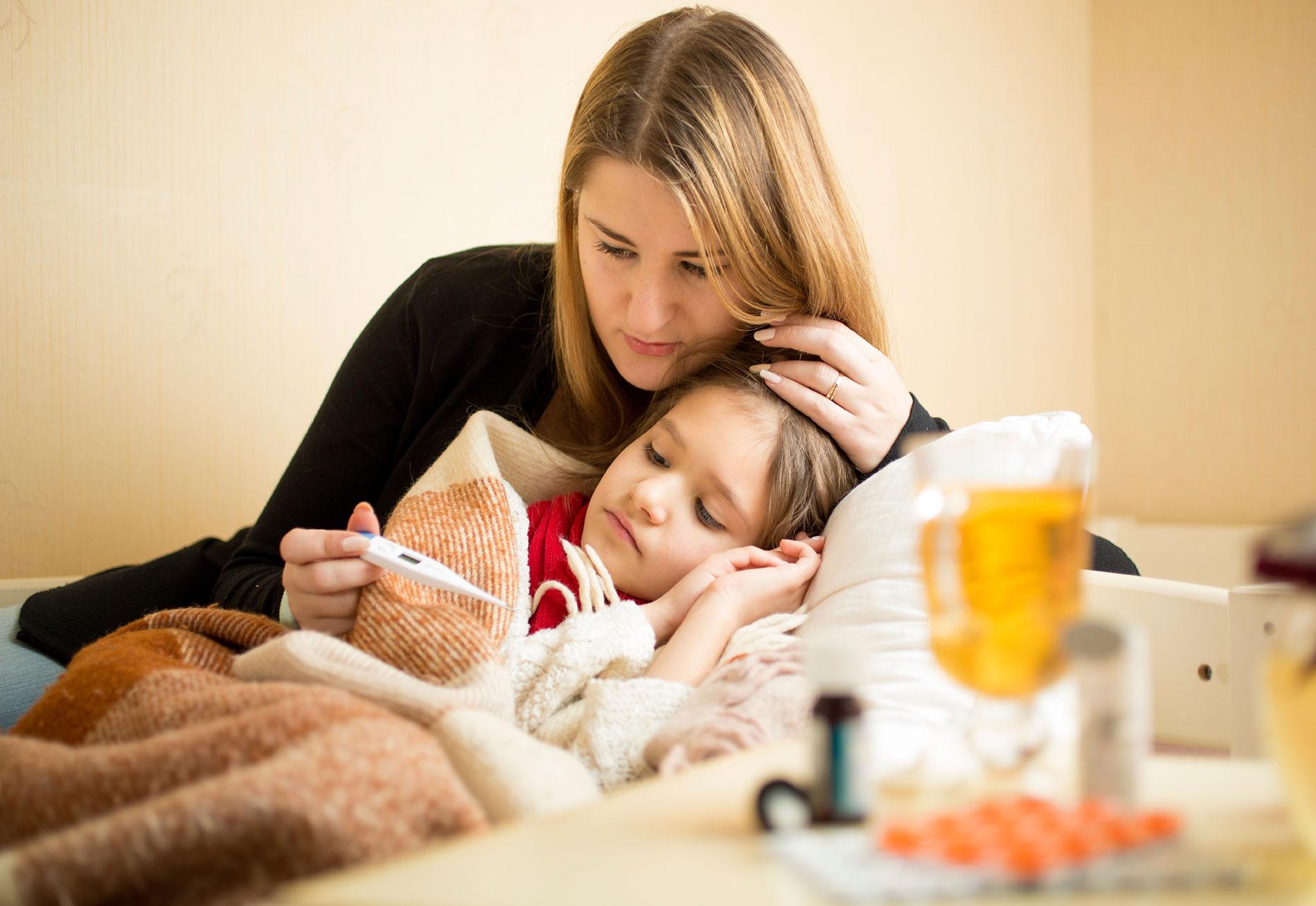 Почему дети болеют: ТОП-5 самых страшных врагов иммунитета