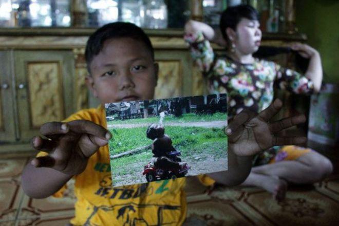 40 сигарет в день: что стало с мальчиком, который курил с 18 месяцев
