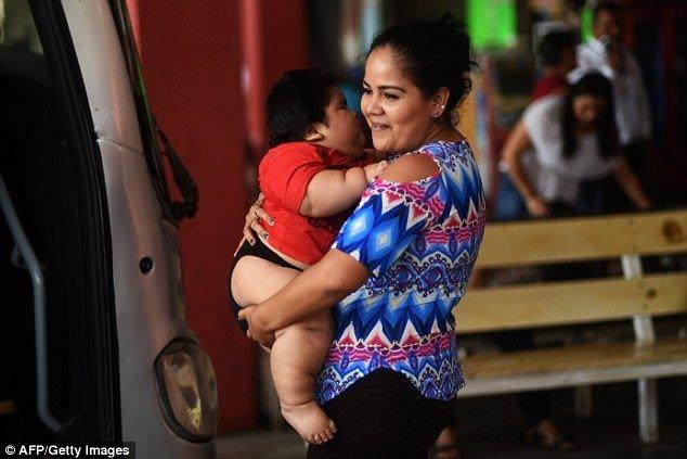 Самый толстый ребенок в мире из Мексики: в свои 10 лет он весит 28 кг
