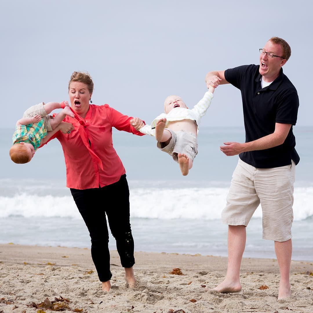 Главное - не париться: 28 родителей, с которых лучше не брать пример