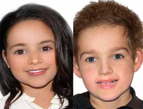 Какими могут быть дети принца Гарри и Меган Маркл: фото-портрет от художника