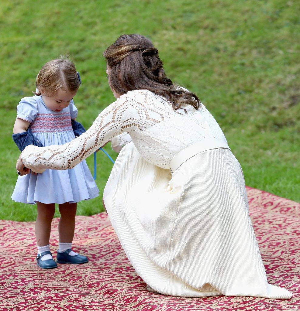 Знакомо каждой: 11 вещей, которые Кейт Миддлтон делает как все мамы