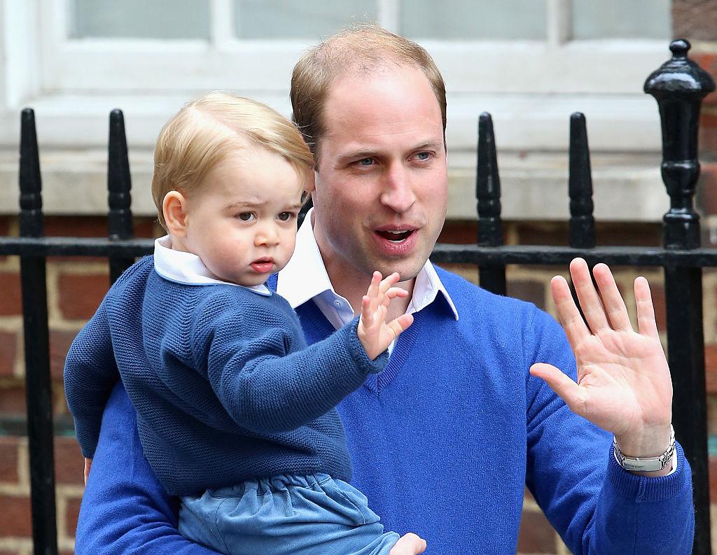Королевская милота: 20 самых очаровательных фото принца Джоржда